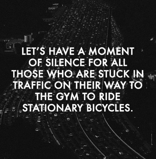 stationary bike as exercise